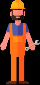 WestElla Plumbing Worker